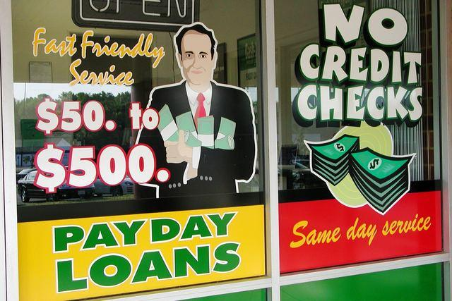 What exactly is a Payday Loan Account?