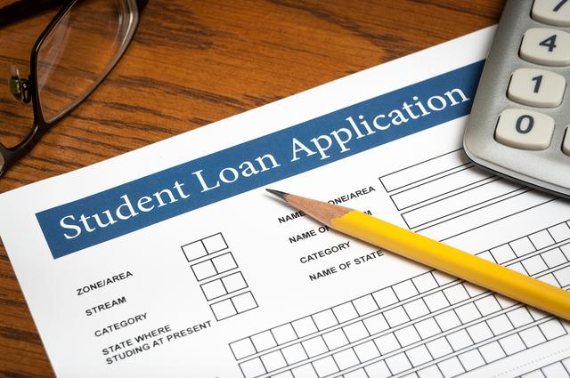 This loan comes from the state and is offered with favorable interest rates.