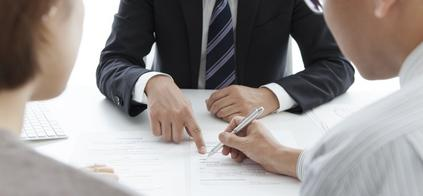 Those running a business applying for a cash loan should provide
