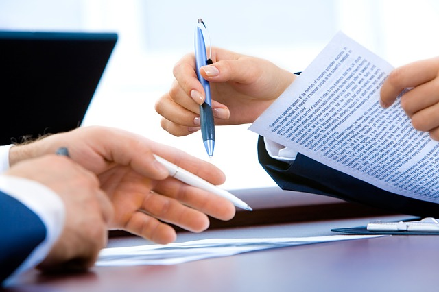 The application and the loan payment